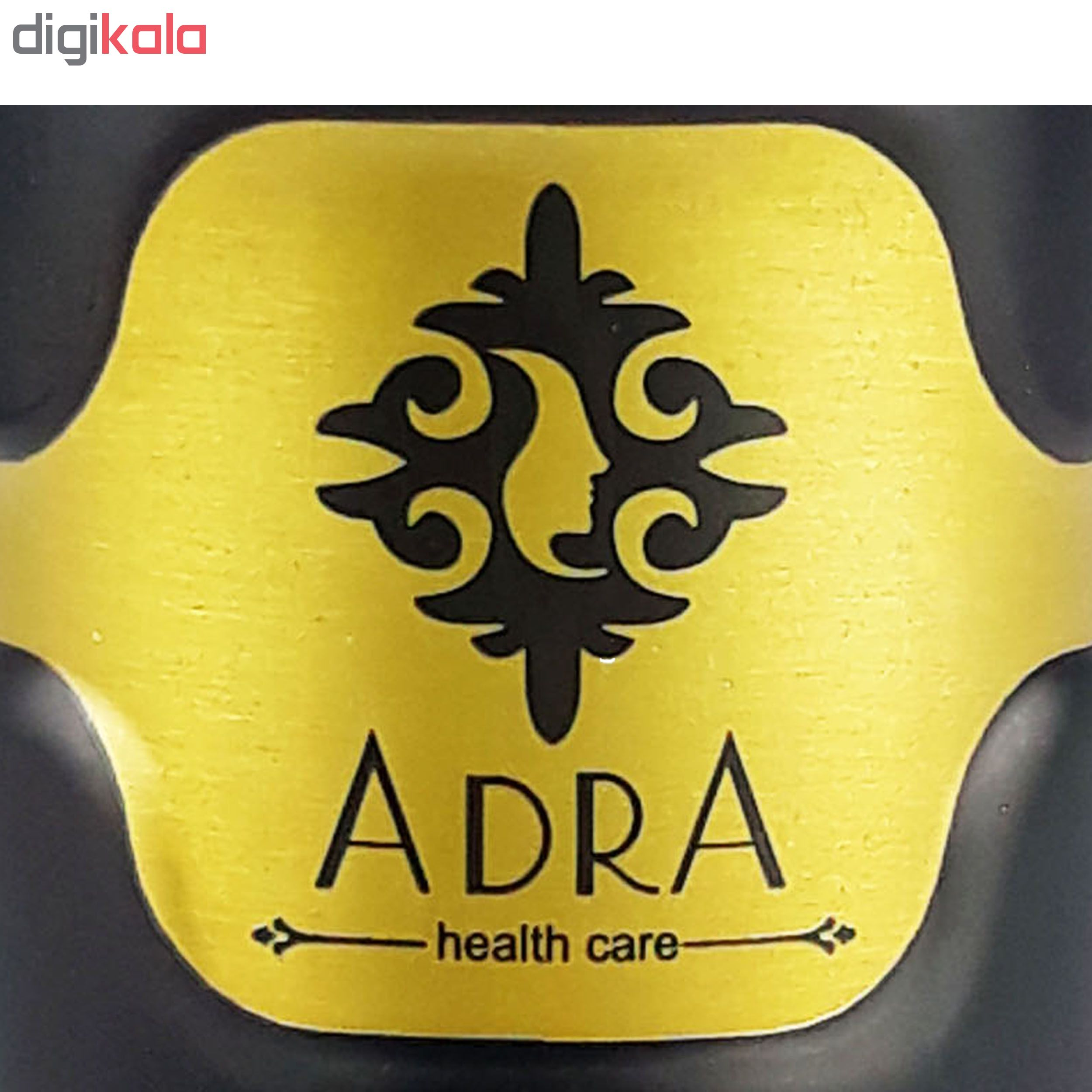 خرید اینترنتی اسپری خوشبو کننده بدن زنانه آدرا مدل JASMINNOIRBVLGARI حجم150میلی لیتر اورجینال