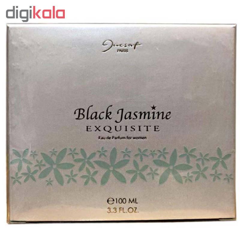 ادو پرفیوم زنانه ژک ساف مدل Black Jasmine Exquisite حجم 100 میلی لیتر