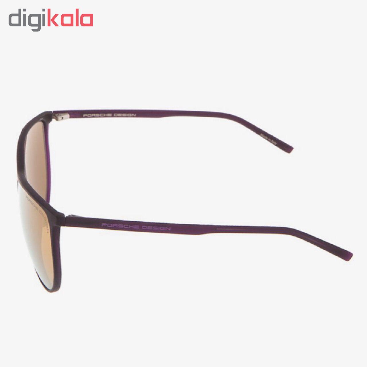 عینک آفتابی زنانه پورش دیزاین مدل P8601
