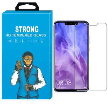 محافظ صفحه نمایش شیشه ای استرانگ مدل Tempered مناسب برای گوشی موبایل هوآوی Honor 8X