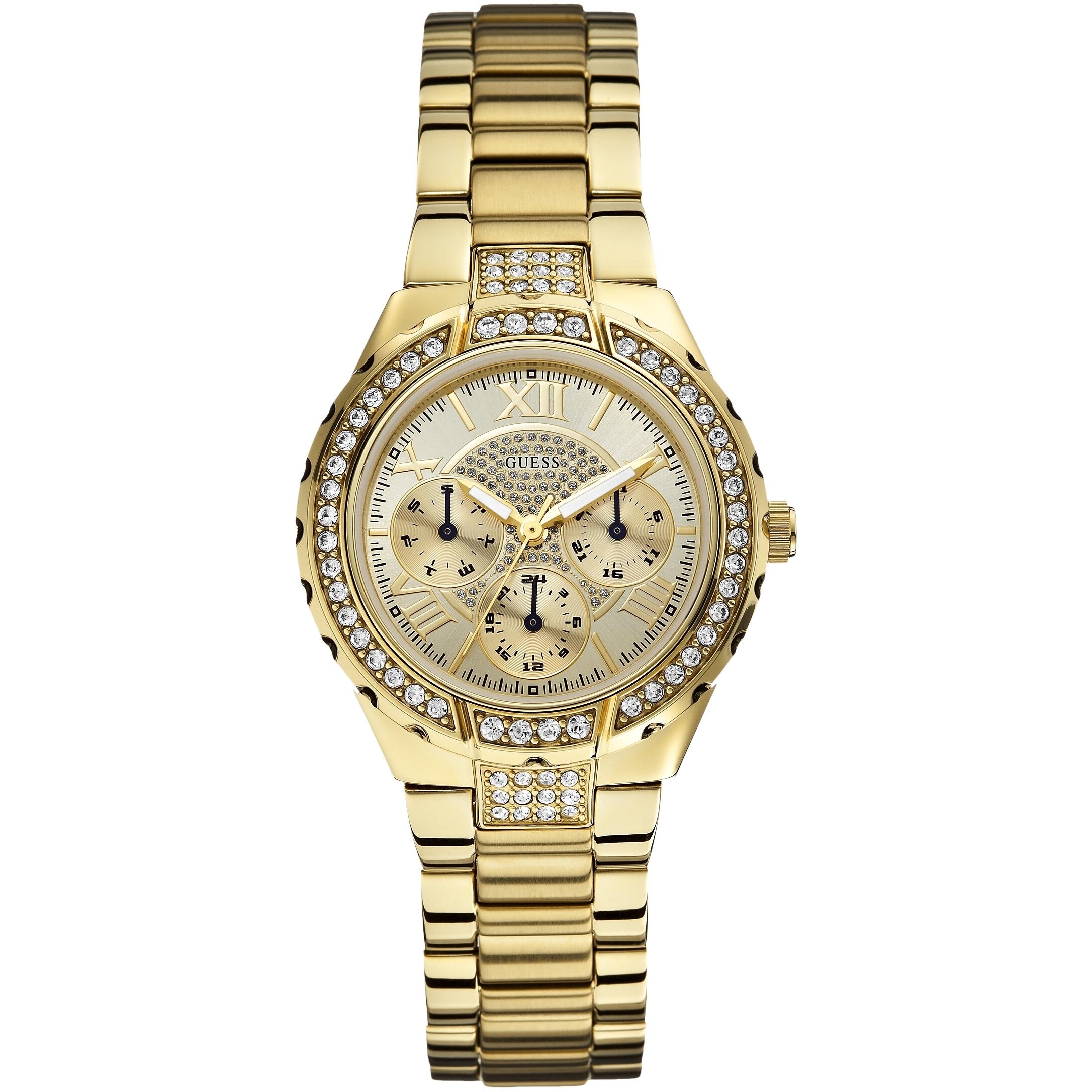ساعت مچی عقربه ای زنانه گس مدل W0111L2