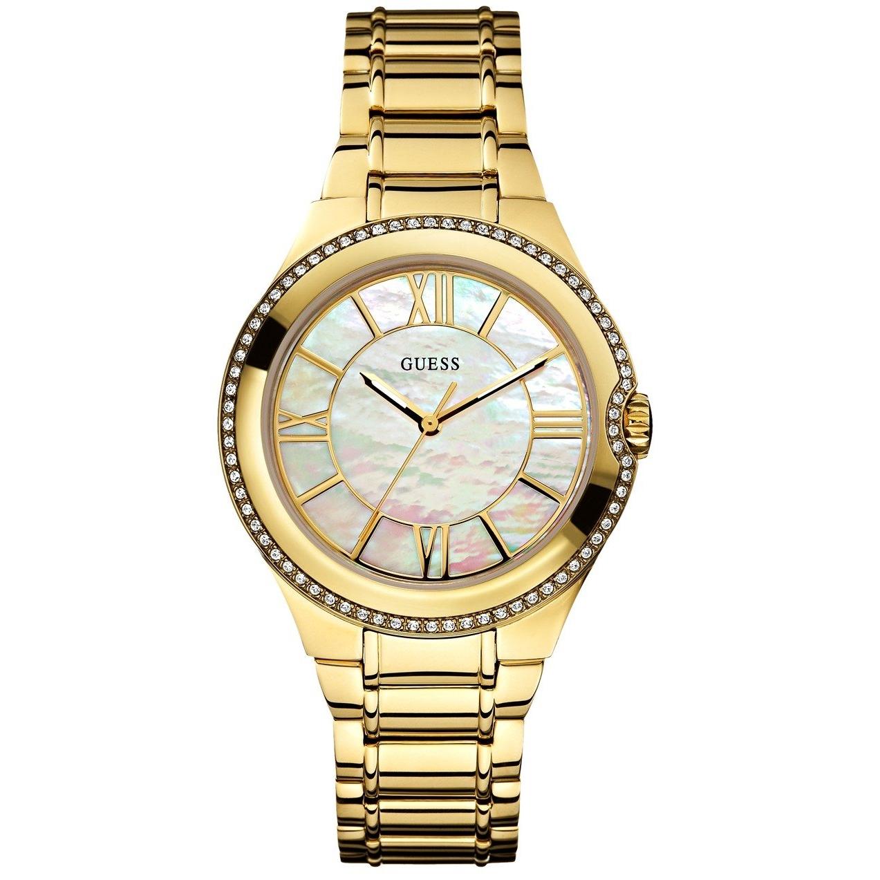 ساعت مچی عقربه ای زنانه گس مدل W0112L1
