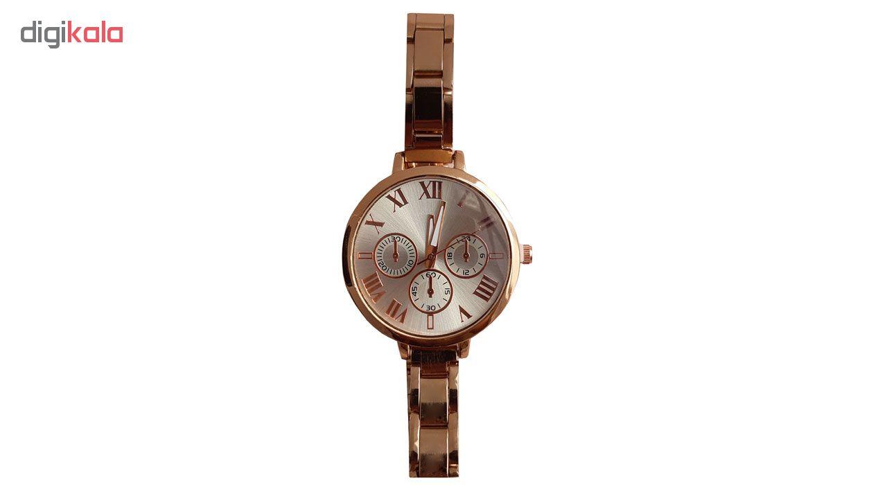 ساعت مچی عقربه ای زنانه مدل W5