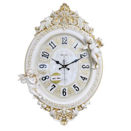 ساعت دیواری زرین مدل x3 کد 811