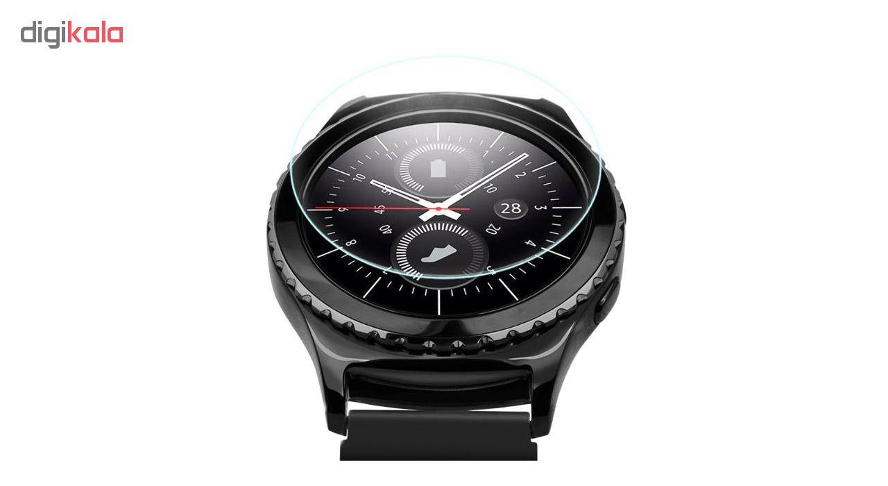 محافظ صفحه نمایش مدل T-211 مناسب برای ساعت هوشمند سامسونگ Gear S4 / Watch 42mm main 1 1