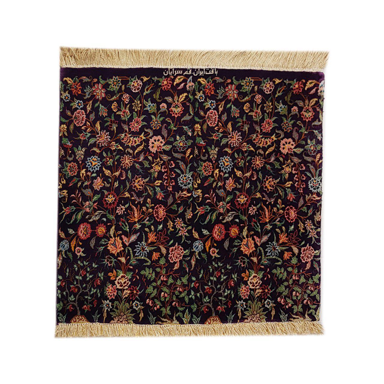 فرش دستبافت سراییان نیم متری کد 1105575