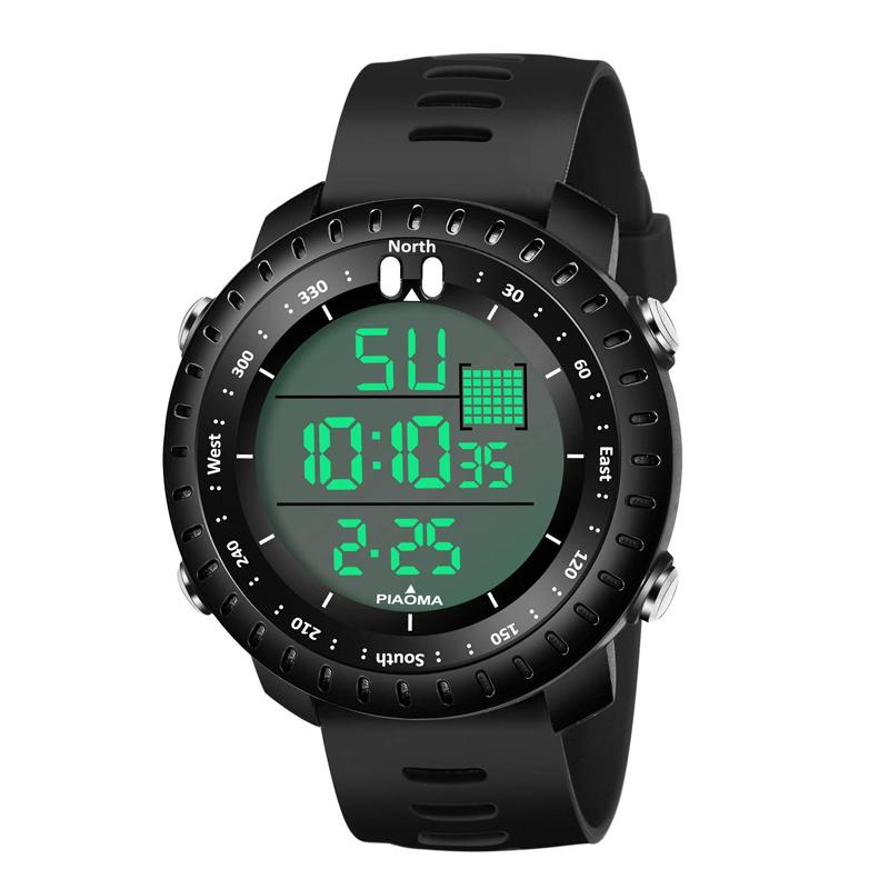 کد تخفیف                                      ساعت مچی دیجیتال مردانه پیااوما مدل B2814