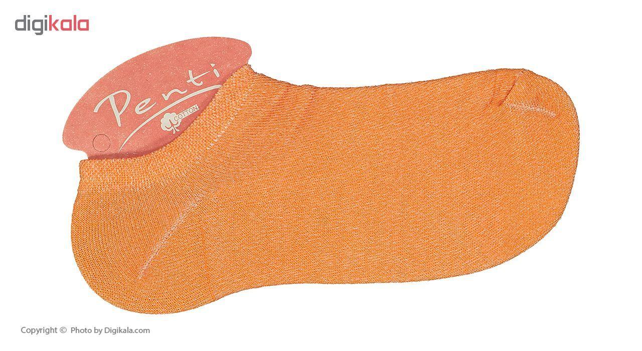 جوراب زنانه پنتی مدل Mul14 بسته 12 عددی main 1 28