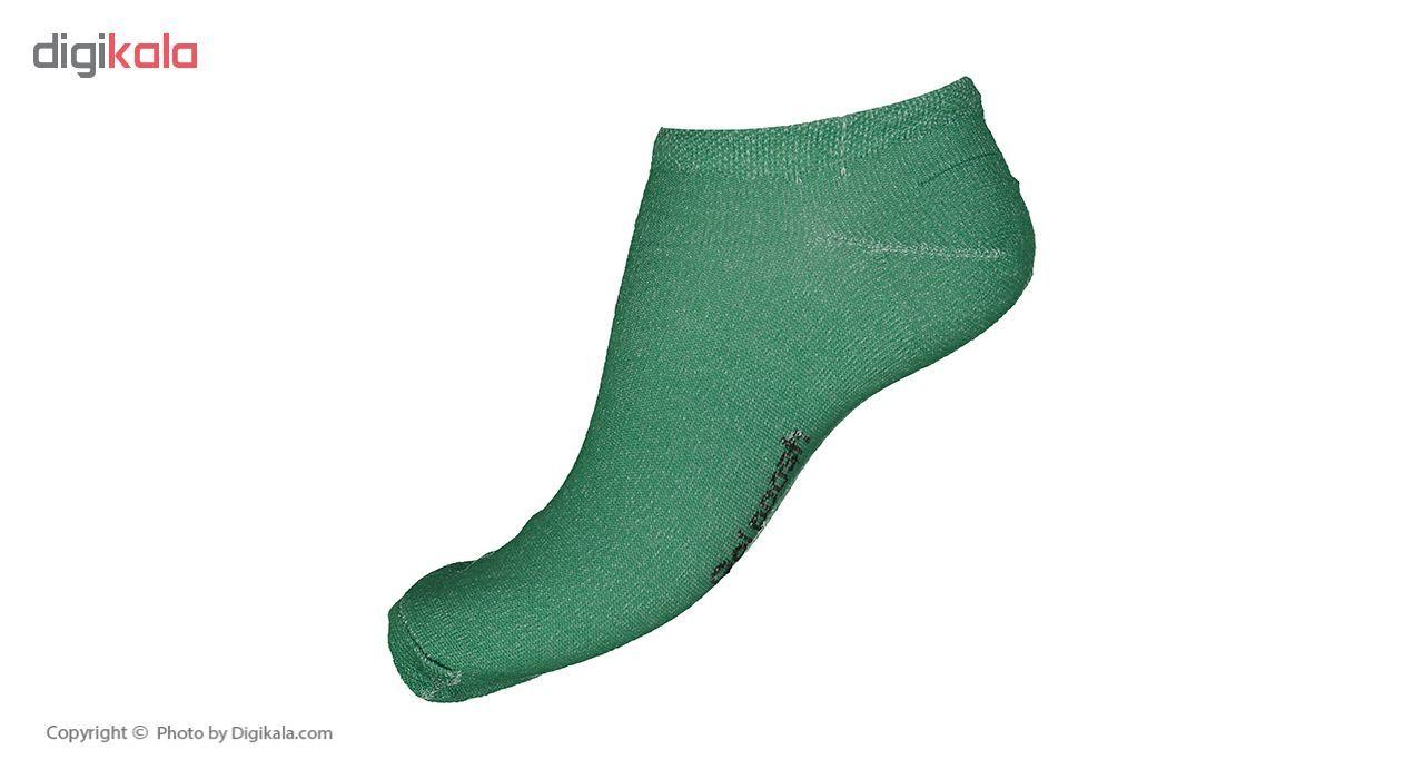 جوراب زنانه پنتی مدل Mul14 بسته 12 عددی main 1 32