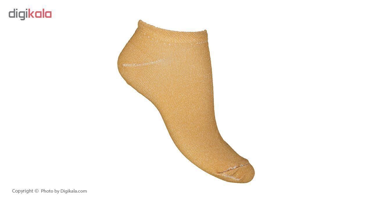 جوراب زنانه پنتی مدل Mul14 بسته 12 عددی main 1 15