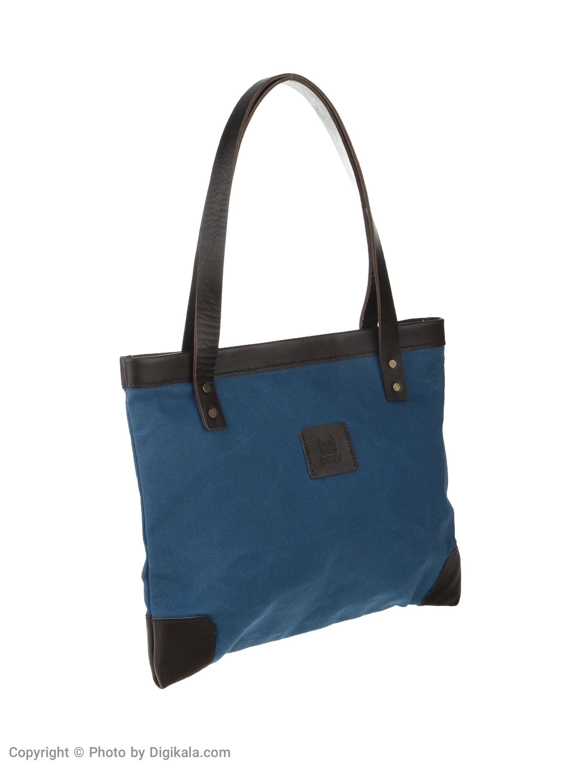 کیف دوشی زنانه دیو مدل 1573118-3658