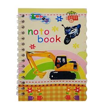 دفترچه یادداشت 40 برگ کد 100366