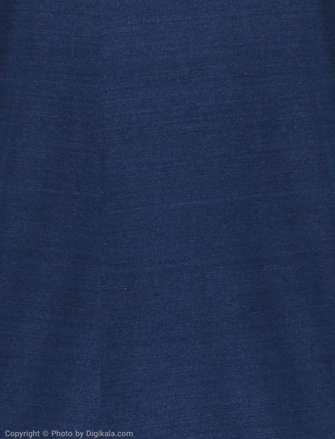پولوشرت مردانه جک اند جونز مدل 12133879-Dark Blue Denim -  - 5