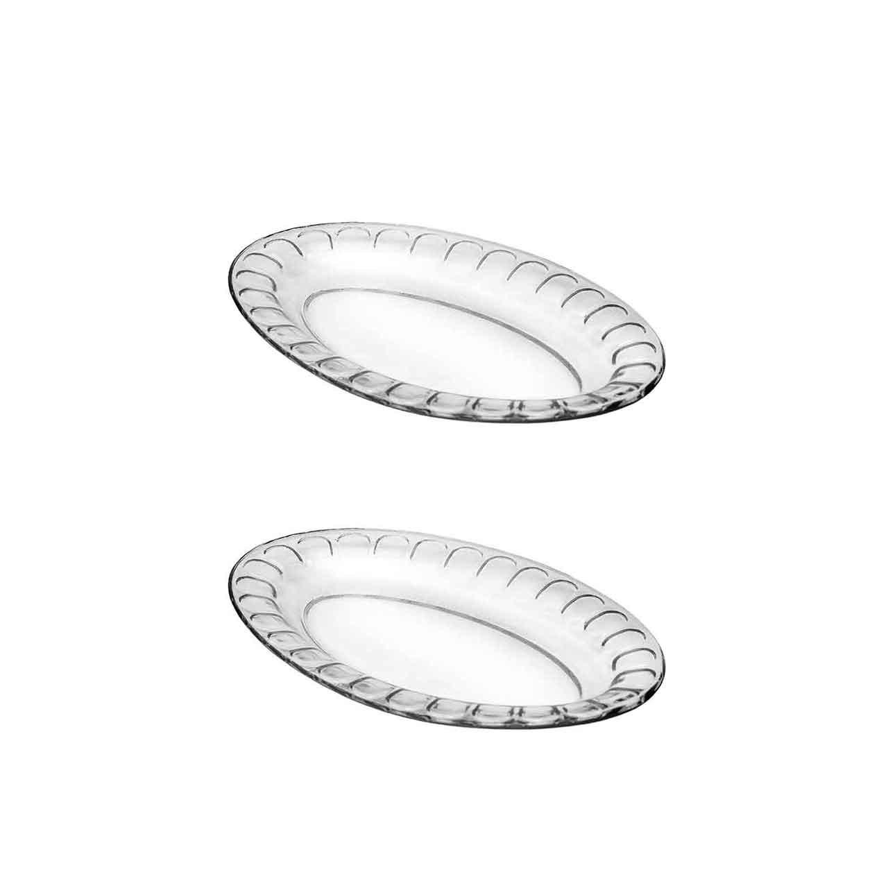 دیس بلور کاوه مدل Pearl بسته 2 عددی کد0001