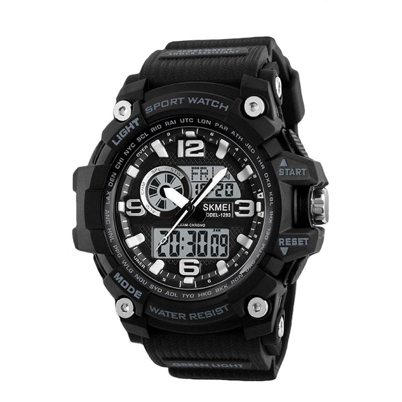 ساعت مچی دیجیتال مردانه اسکمی مدل 1283 کد 01 41