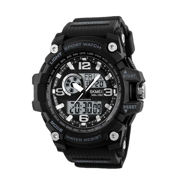 ساعت مچی دیجیتال مردانه اسکمی مدل 1283 کد 01