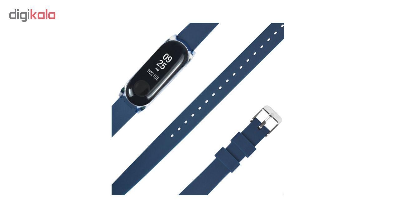 بند مچ بند مدل M03 مناسب برای Mi Band 3 main 1 4