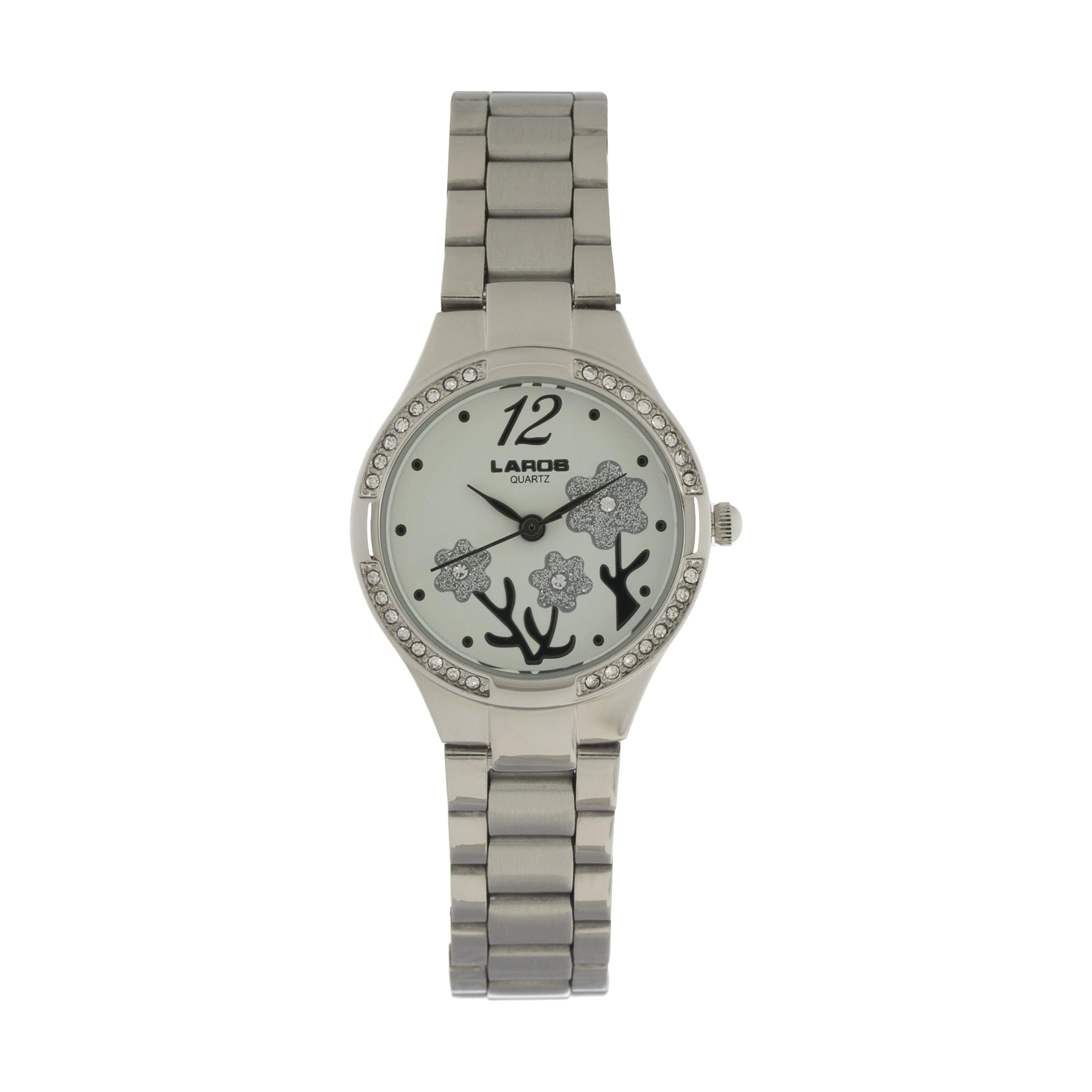 ساعت مچی عقربه ای  زنانه لاروس مدل MS1121
