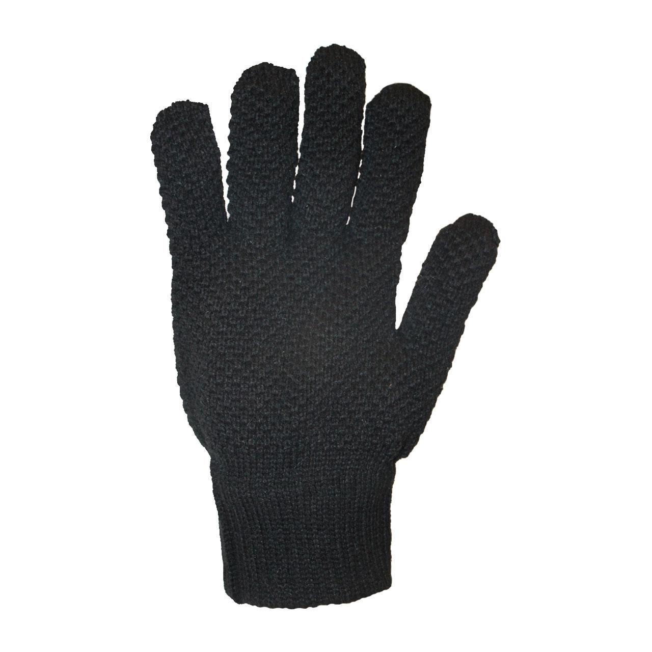 دستکش بافتنی مردانه مدل IGD بسته 5 جفتی