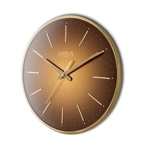 ساعت دیواری لوتوس مدل LEO-M-6616