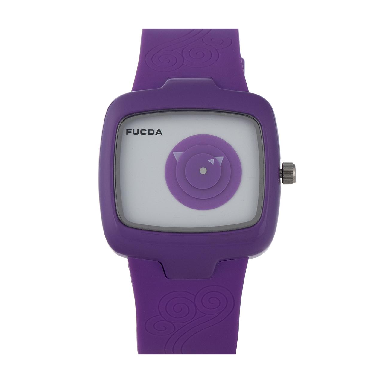 ساعت مچی عقربه ای زنانه فوکدا مدل fcd6