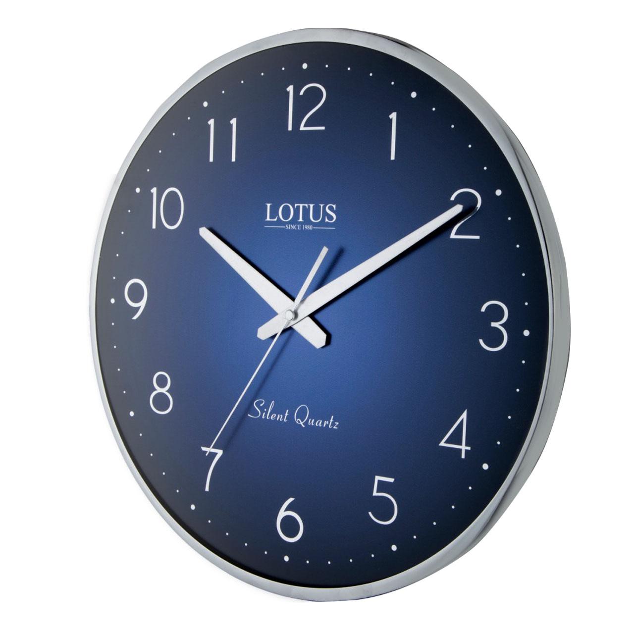 ساعت دیواری لوتوس مدل JEORGE-M-6612