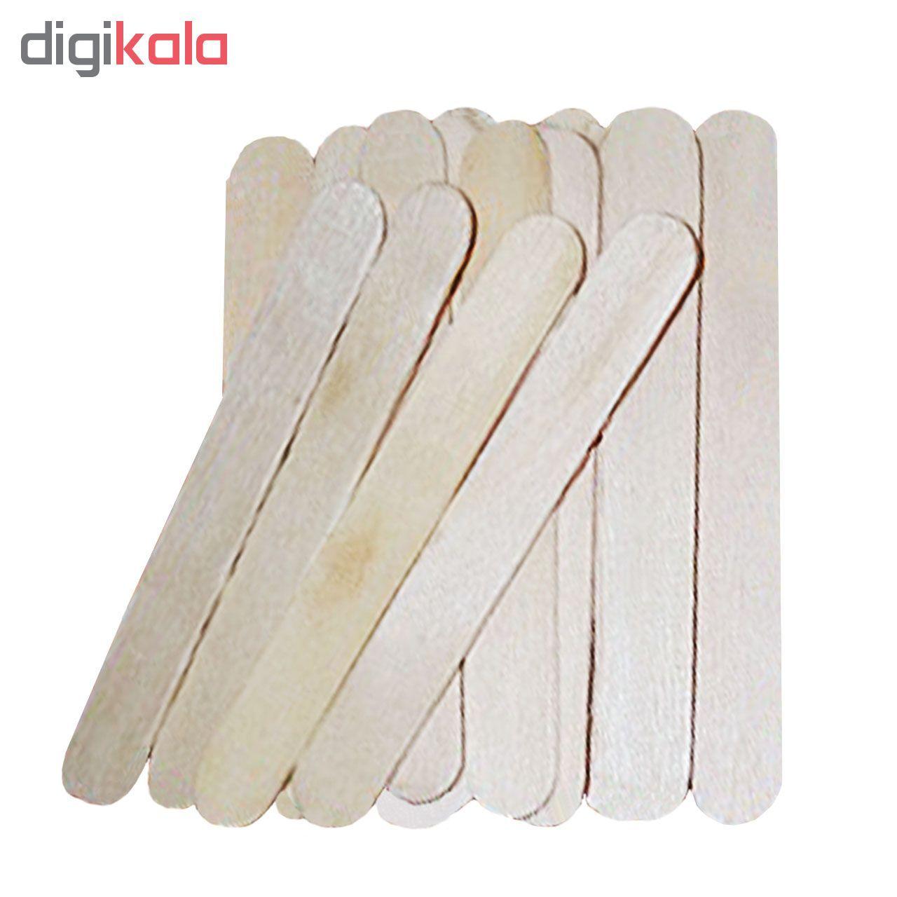 چوب بستنی کد 100446 بسته 40 عددی main 1 1