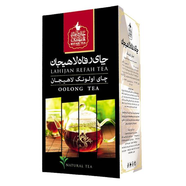 بسته چای رفاه لاهیجان مدل اولونگ ویژه