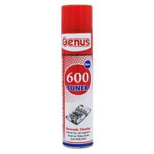 اسپری محافظ کنتاکت صنعتی خشک جنیوس کد 600-NV حجم 350 میلی لیتر