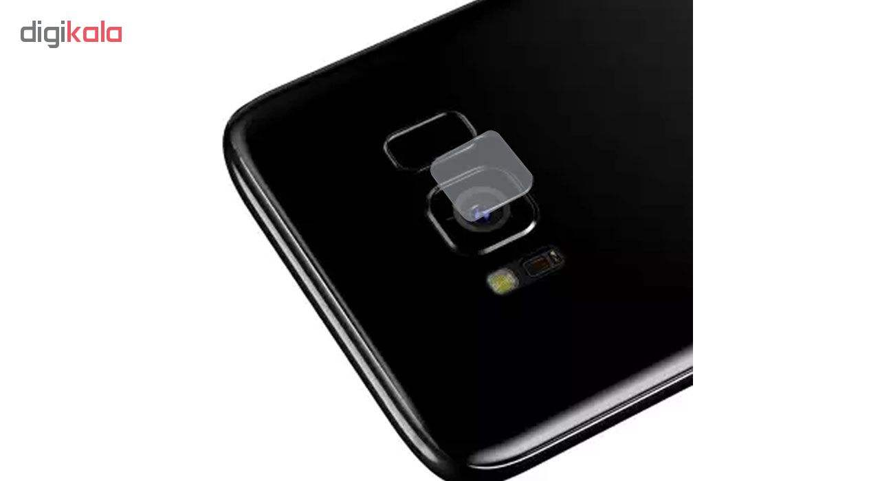 محافظ لنز دوربین هورس مدل UTF مناسب برای گوشی موبایل سامسونگ Galaxy A8 2018 main 1 5