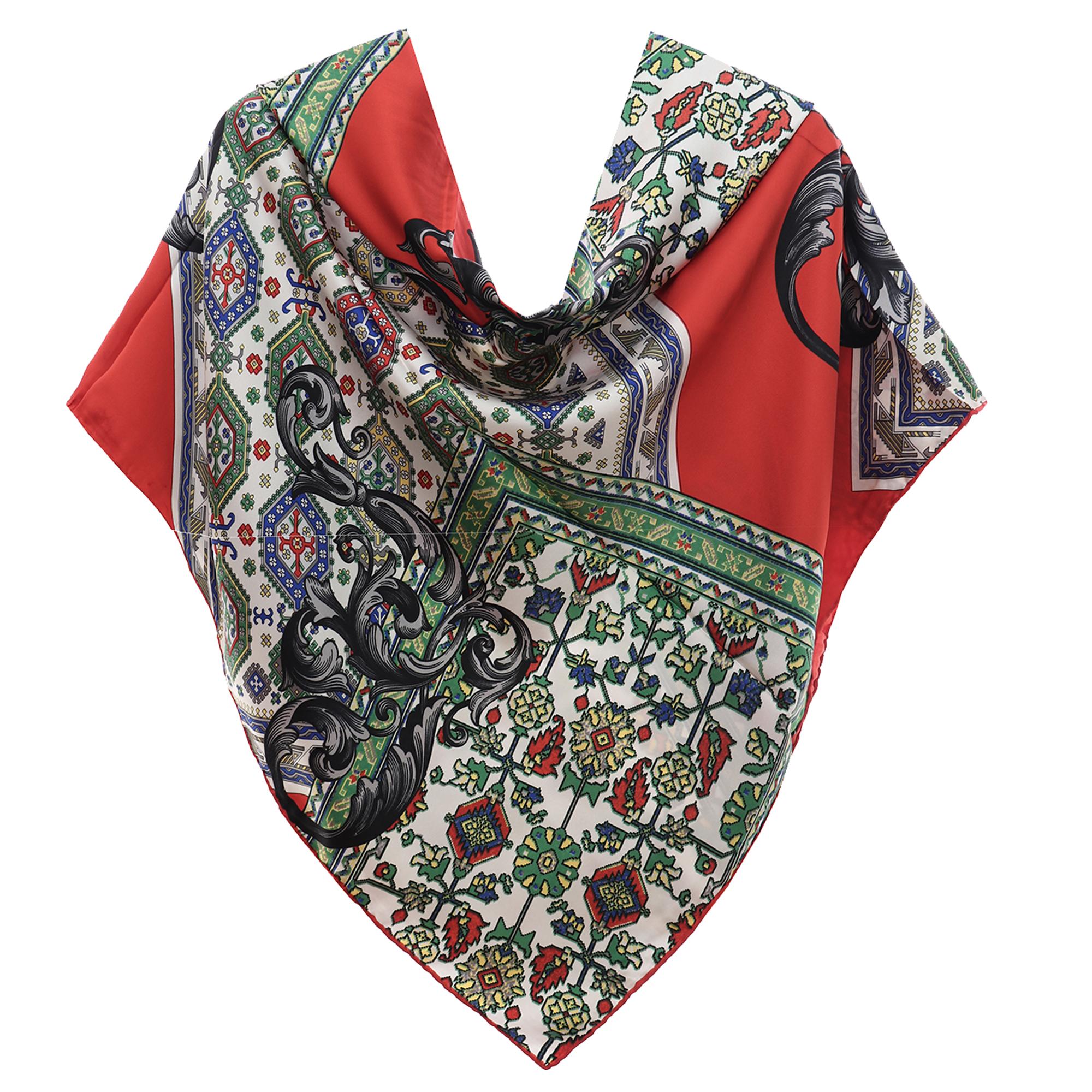 تصویر روسری زنانه کد tp-3874_58 تک سایز