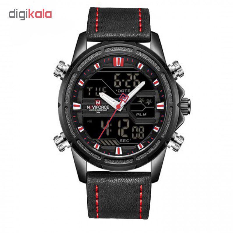 ساعت مچی دیجیتال مردانه نیوی فورس مدل NF9138M/MGH