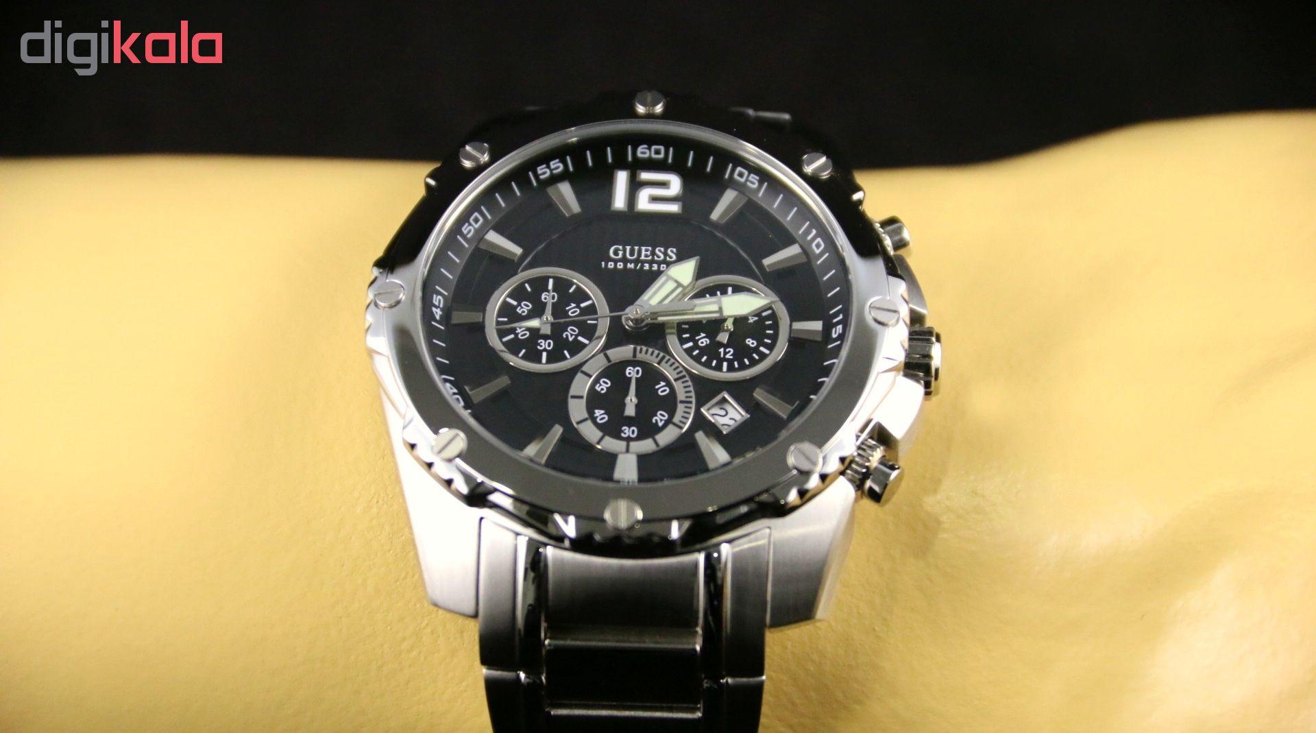 ساعت مچی عقربه ای مردانه گس مدل W0165G1              ارزان