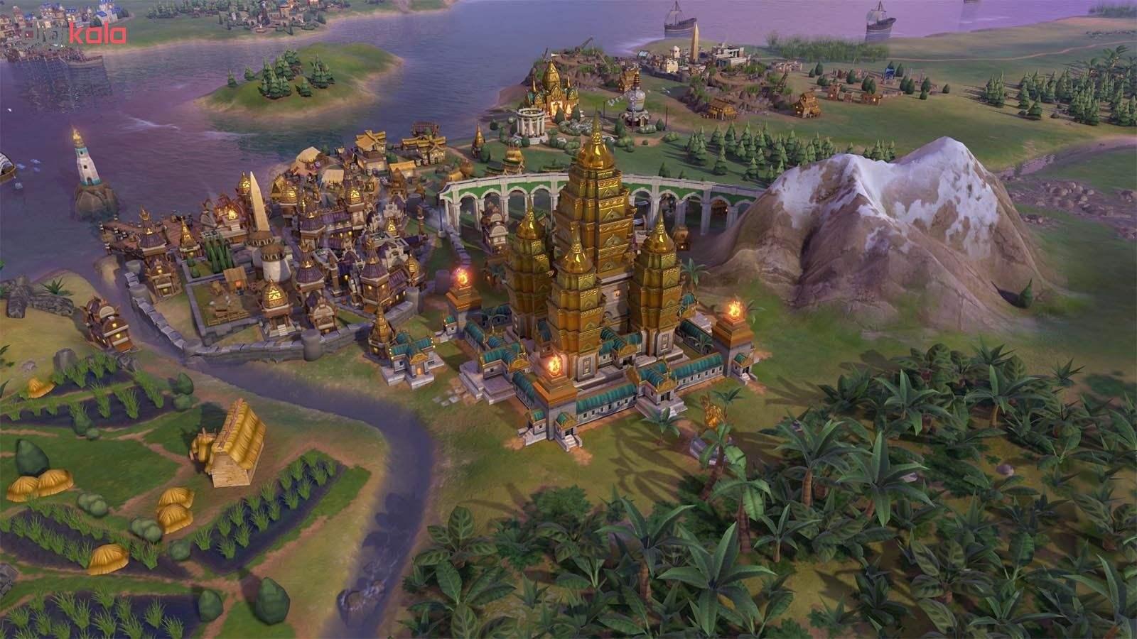 بازی Civilization VI مخصوص pc main 1 3