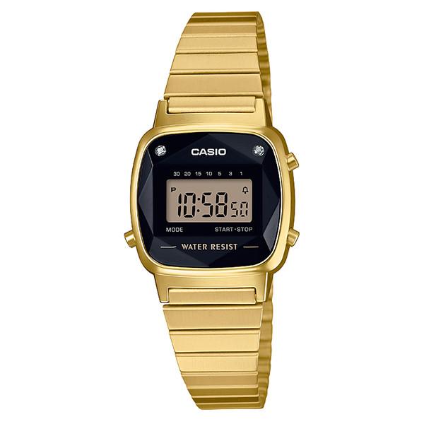 ساعت مچی دیجیتال زنانه کاسیو مدل LA670WGAD-1DF