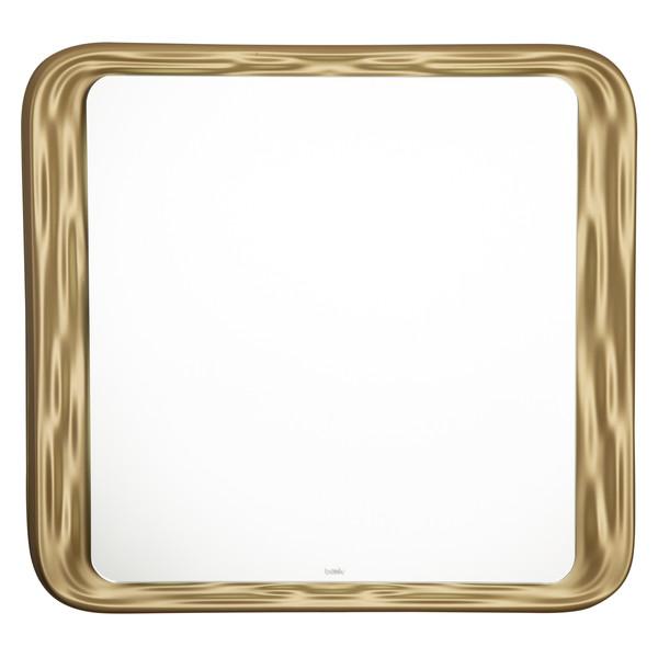 آینه سرویس بهداشتی بانیو مدل simple wavy