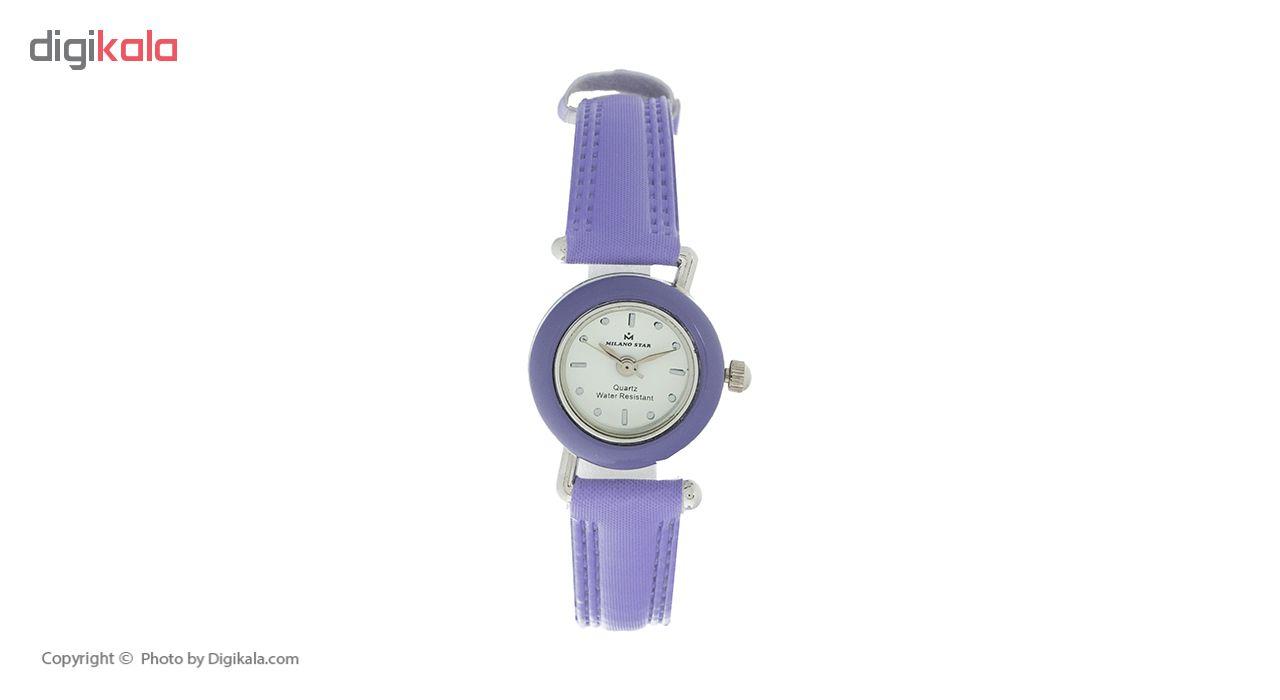 ساعت مچی عقربه ای زنانه میلانو استار مدل New Collection