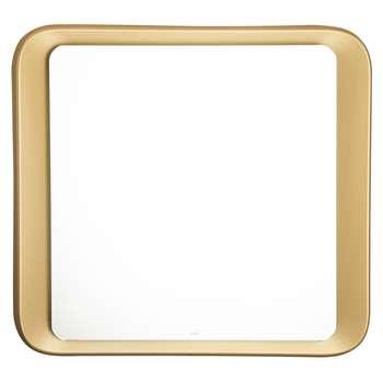 آینه سرویس بهداشتی بانیو مدل  simple flat