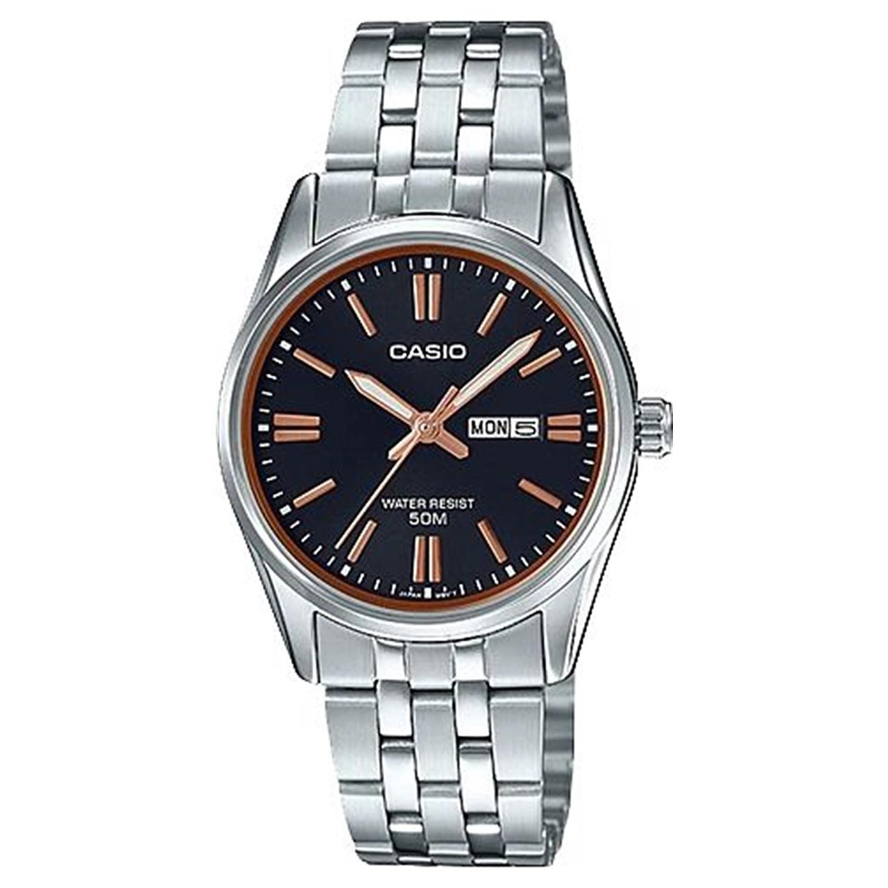 ساعت  زنانه کاسیو مدل LTP-1335D-1A2VDF