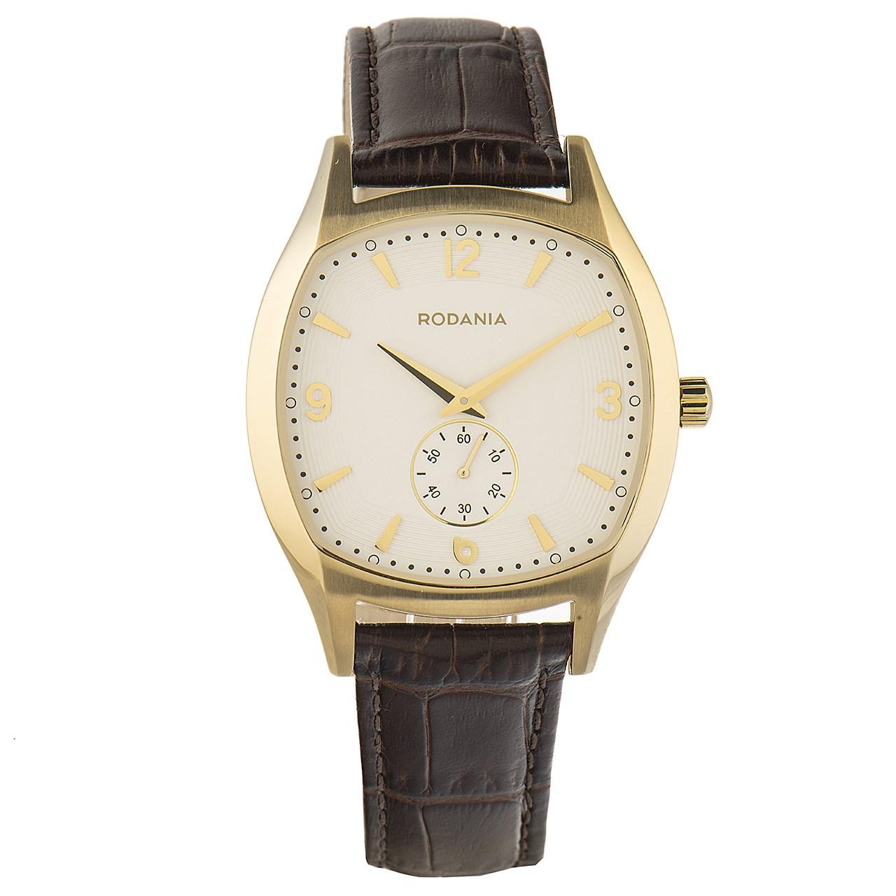 ساعت مچی عقربهای مردانه رودانیا مدل R.2617130