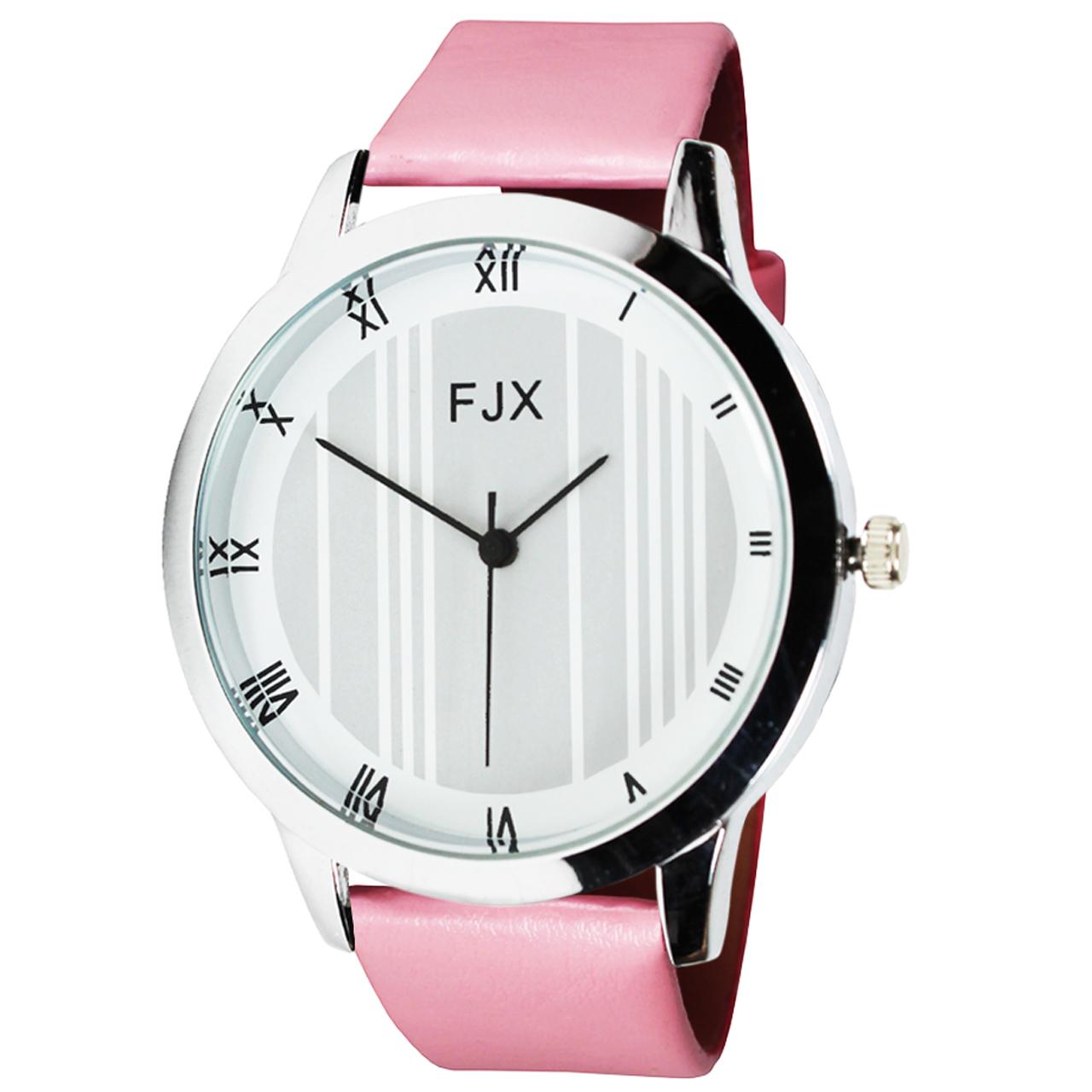 ساعت مچی عقربه ای زنانه اف جی ایکس مدل P5-22