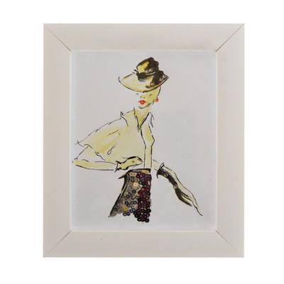 Photo of تابلو نقاشی مدل پارمیس