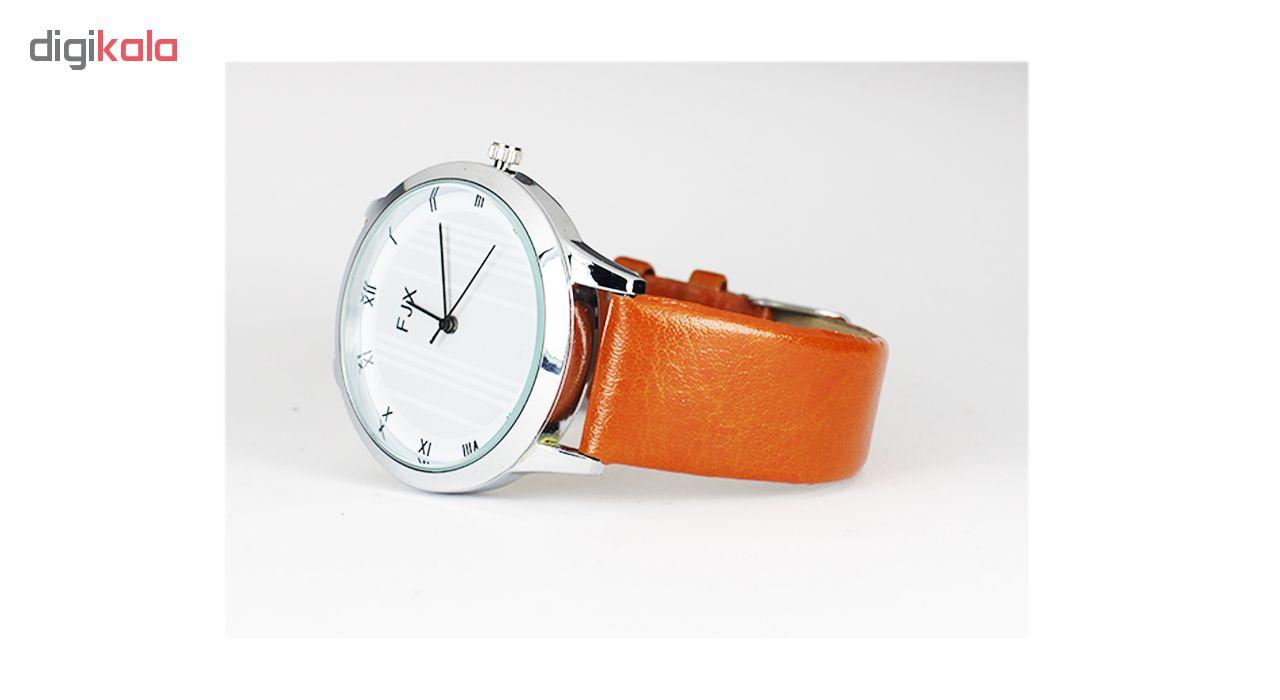 ساعت مچی عقربه ای زنانه اف جی ایکس مدل P5-23
