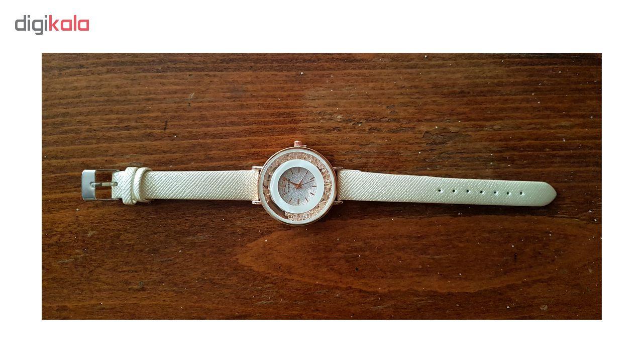 ساعت مچی عقربه ای زنانه رویسانگ کد SN01