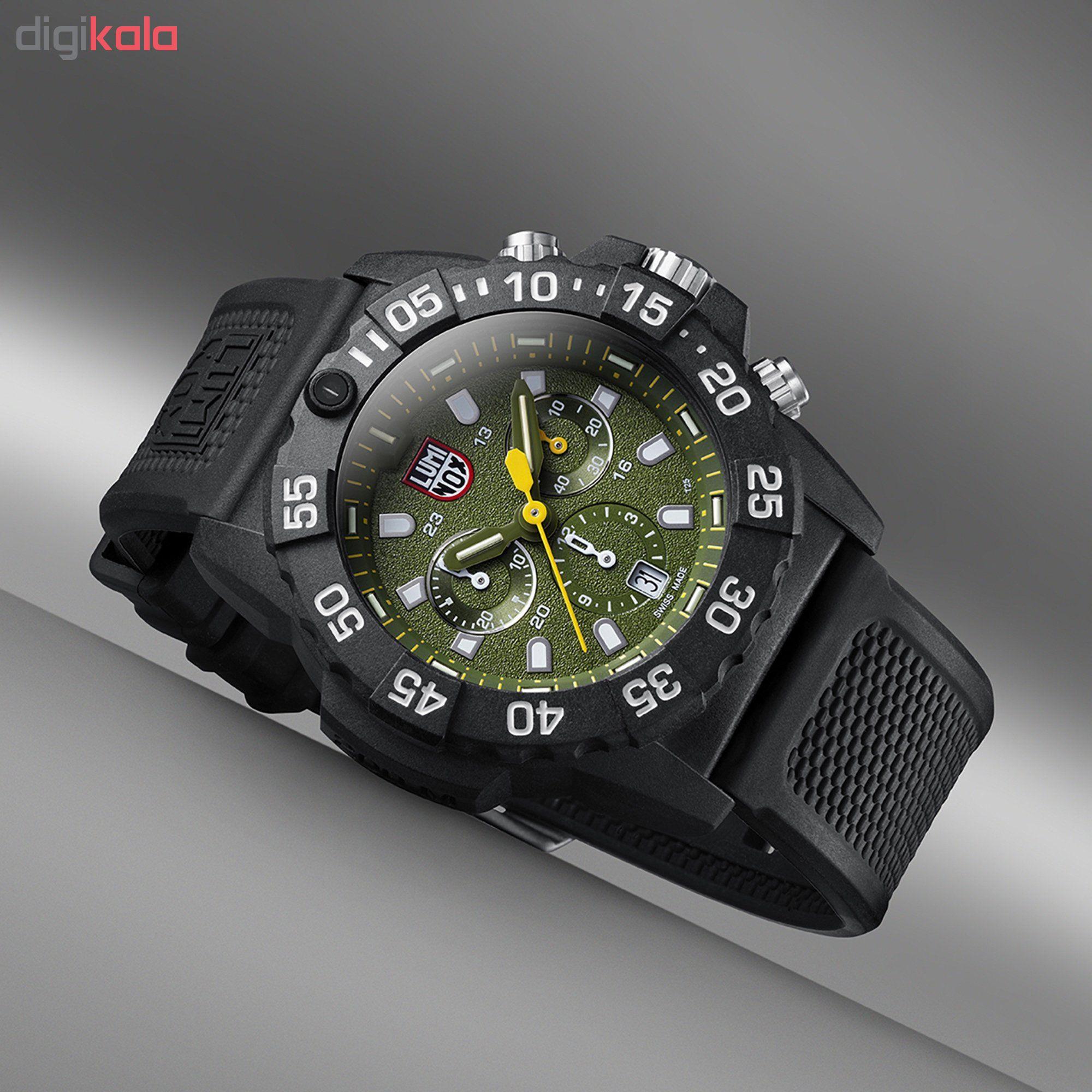 خرید ساعت مچی عقربه ای مردانه لومیناکس مدل XS.3597