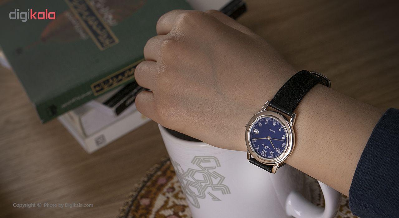 ساعت مچی عقربه ای زنانه فورتیس مدل F 5494.23.37