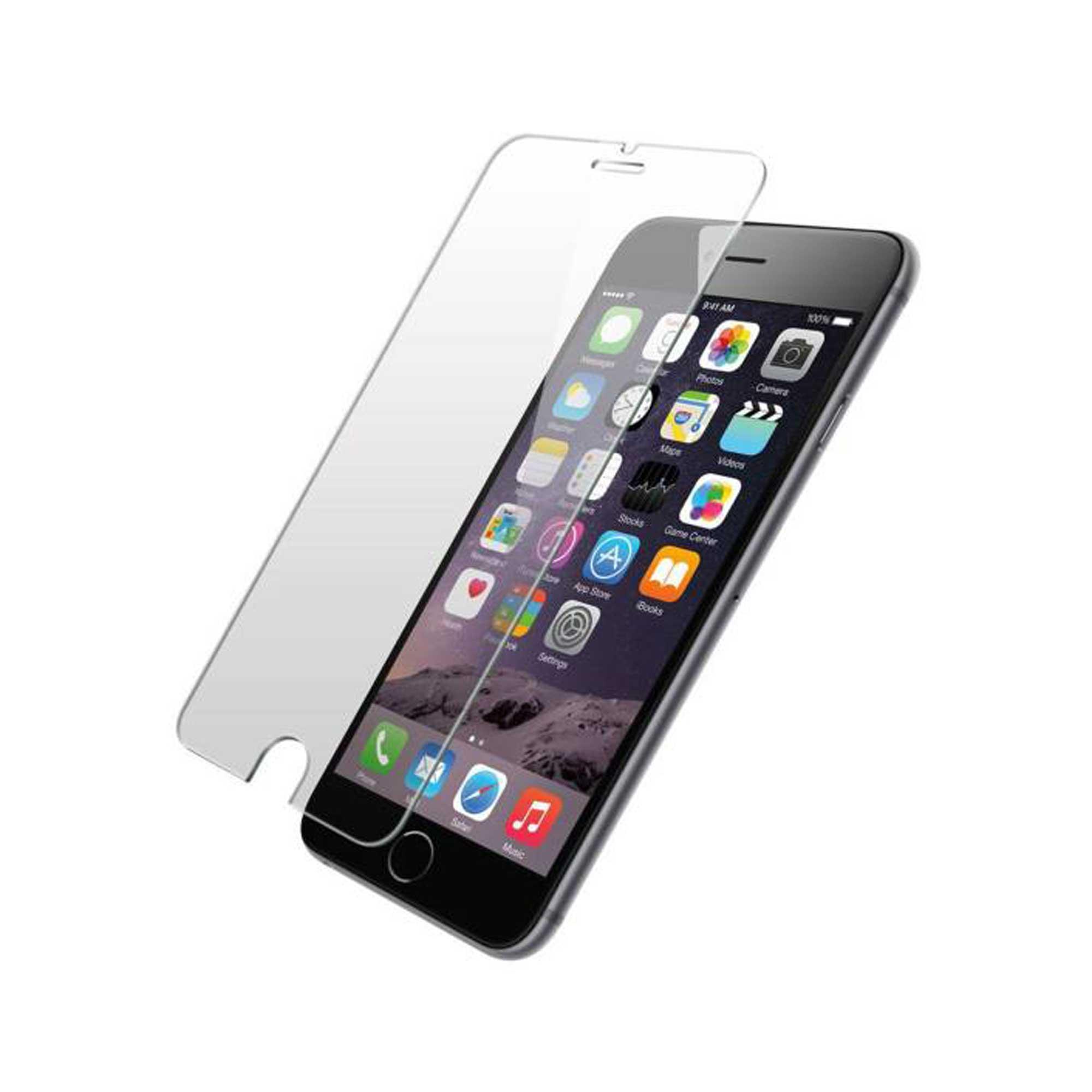 محافظ صفحه نمایش مدل F-D مناسب برای گوشی موبایل  اپل iPhone 6/6s Plus