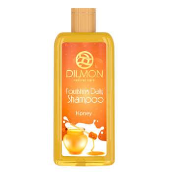شامپو مو دیلمون مدل Honey Extract حجم 300 میلی لیتر