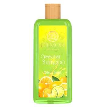 شامپو مو دیلمون مدل Citrus Extract حجم 300 میلی لیتر
