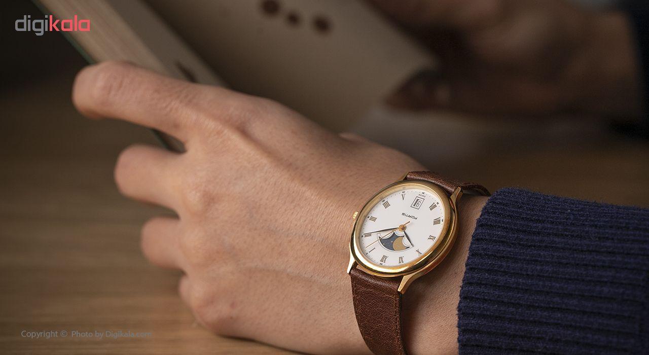 ساعت مچی عقربه ای زنانه فورتیس مدل F 525.36.123
